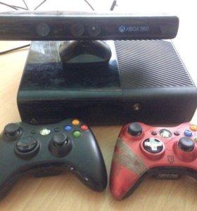 Xbox 360 E 500 гб + Kinect