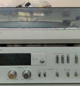 Электроника 50У-017С - усилитель (высший класс)