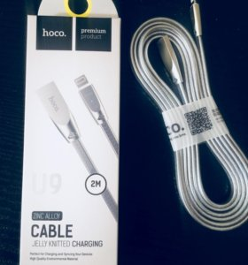 Зарядный usb кабель для iphone