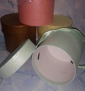 Подарочная коробка-туба