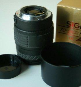 Автофокусный объектив Sigma AF UC Zoom