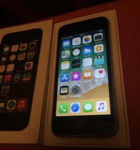 iPhone 5s 16 gb не работает отпечаток