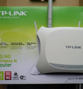 Wi-Fi маршрутизатор Tp-link Tl-MR3420 3G/4G