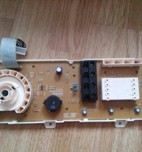 Блок индикации стиральной машины LG