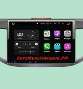 Штатная магнитола для Honda на Android