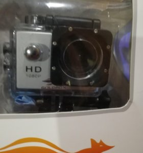 Экшен камера Gold Fox