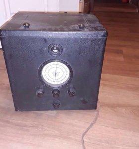 Антиквариат Радиотранслятор времён ВО войны. Антик