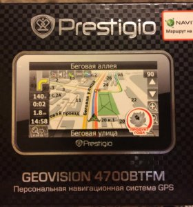 Навигатор Prestigio