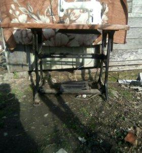 Швейная машинка 22 класса.ст.Рязанская