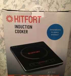 Плита индукционная Kitfort