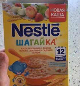 Каша Nestle шагайка
