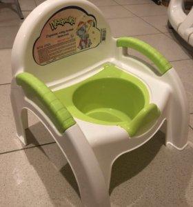 Горшок стульчик Детский