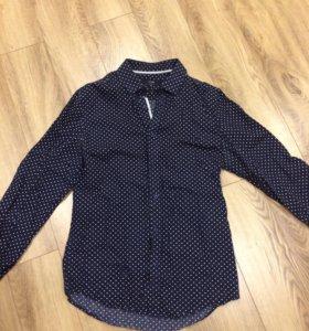 Рубашки мужские за 1500/ все 4 шт