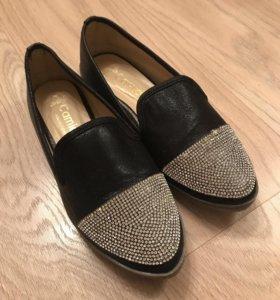Мокасины женские обувь