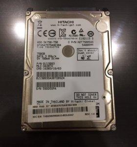 HDD 750 Gb Hitachi 2.5