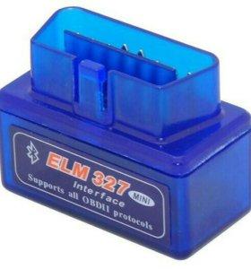 Автосканер ELM 327mini