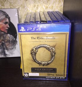 TES Online Gold Edition PS4