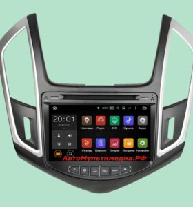 Штатная магнитола для Chevrolet на Android