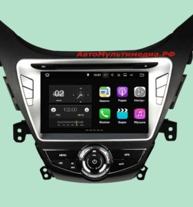 Штатная магнитола для Hyundai на Android
