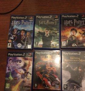 Детские игры для Sony PlayStation 2