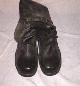 Ботинки гражданские