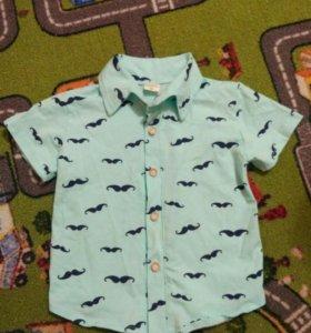 Рубашка детская 80-86 размер