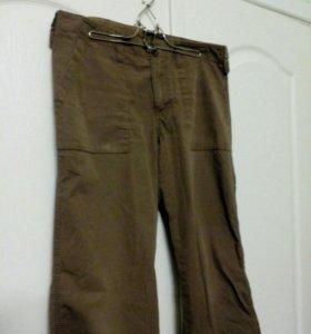 Бриджи-брюки р.44-46 мало носили