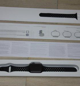 Apple Watch series 3 Nike + 38mm GPS