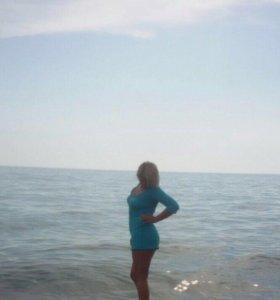 Туники пляжные