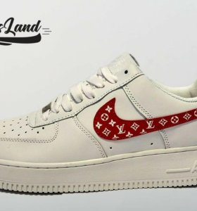 Nike Air Force 1 Supreme LV