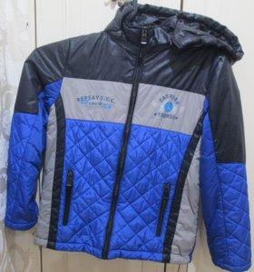 Куртка 134-140 рост