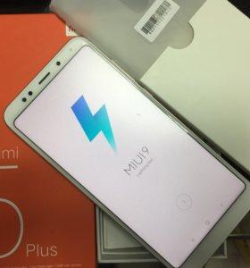 Xiaomi Redmi 5 Plus 32Gb запечатанные