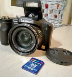 Фотоаппарат Panasonic DMC-fz8