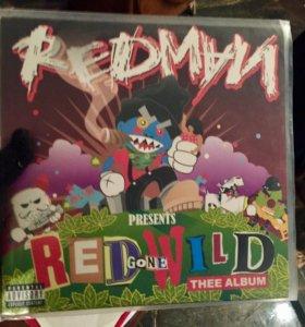 Redman, red going wild, грампластинка 2LP