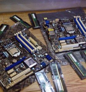 Мощный комплект 16GB, Core i7