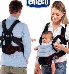 Продам кенгуру слинг Chico