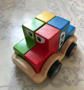 Деревянная машина