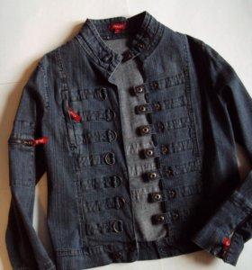 Джинсовая куртка R & B XS