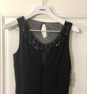Вечернее платье pinko с пайетками L