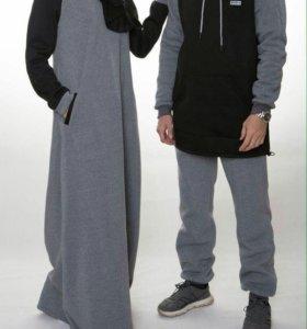 Платье спорт хиджаб