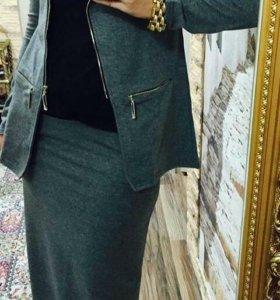 Костюм юбка хиджаб