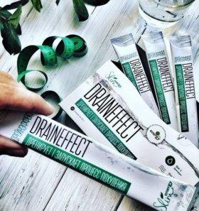 DrainEffect Дренирующий напиток
