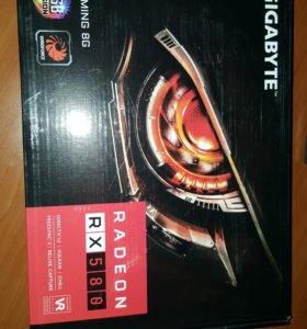 GIGABYTE Radeon rx 580 8gb gaming