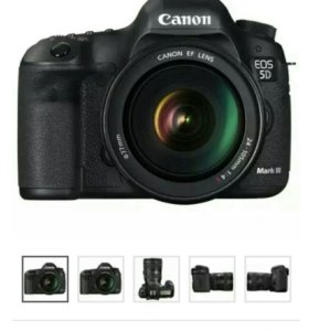 Canon EOS 5D Mark III EF 24-105 f4L IS USM KIT