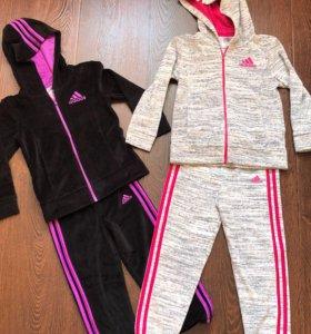 Спортивные костюмы Adidas для девочек