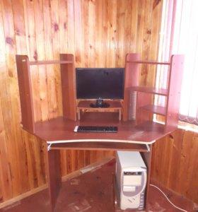 Стол уголок компьютпрный
