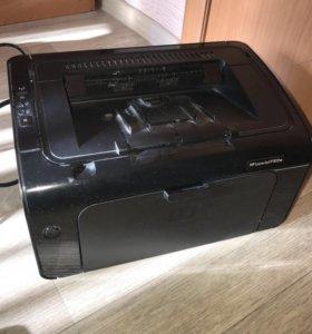 Новый принтер