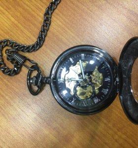 Карманые Механические часы с автоподзаводом