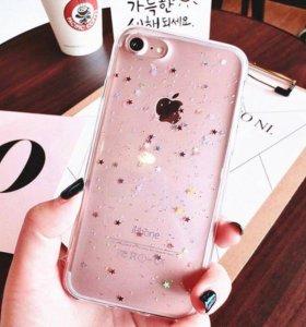 Чехол на iPhone (Айфон) новый
