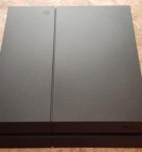 Приставка SONY PS4